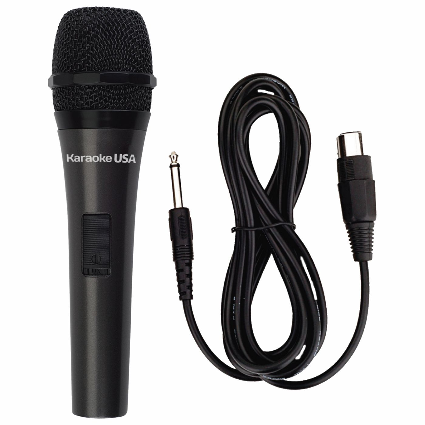 M189 - Professional Dynamic Microphone (Detachable Cord)